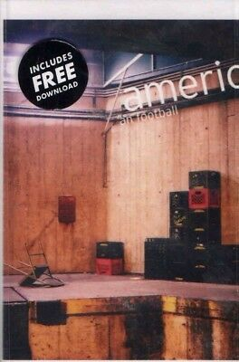 Used, American Football EP 1 (PRC-019-4) +MP3s CSD 2017 New Sealed Black Cassette Tape for sale  Shipping to India