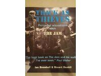 Signed Jam book