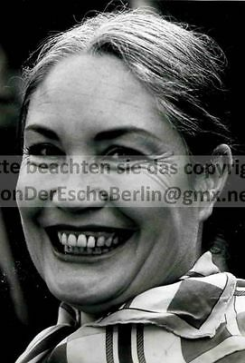 STARS: Ellen SCHWIERS Schaupielerin - OriginalFoto VINTAGE FOTO: Ingo BARTH