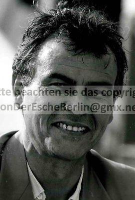 STARS: Horst BUCHHOLZ Schaupieler - OriginalFoto VINTAGE FOTO: Ingo BARTH