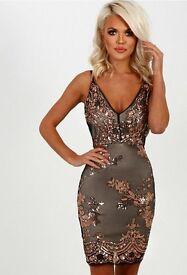 Lady's size 8 dress