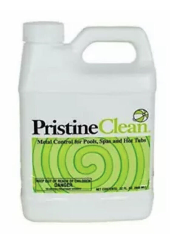 Pristine Clean - 32 Ounce (Metal Control)