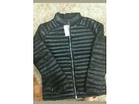 Mens Abercrombie and Fitch Puffa Jacket Medium M