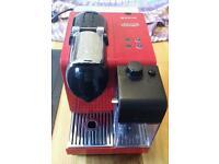 Coffee machine nespresso latissima