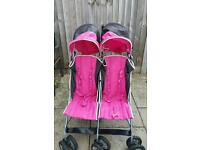 Double buggy in good condition
