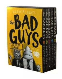 Bad Guys Boxset Jerrabomberra Queanbeyan Area Preview