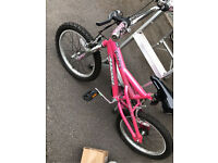 Magna inspire girls bike