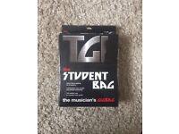 TGI guitar student bag