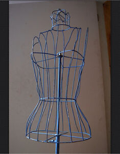 Old wire Dress Mannequin South Kingsville Hobsons Bay Area Preview