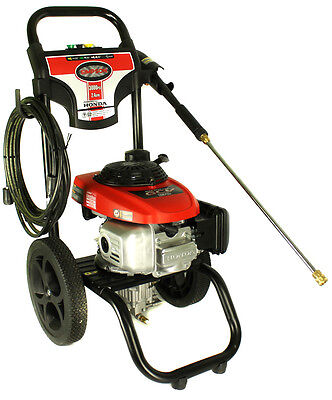 SIMPSON MSV3024 2.4 GPM 3000 PSI 4 CY Gas Power Pressure Washer w/Honda Engine on Rummage