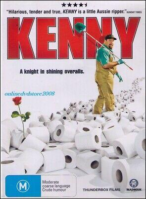 KENNY Shane JACOBSON Travis GOLLAND Chris DAVIS Aussie Comedy Film DVD NEW Reg 4
