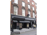 SOHO Office Space to Let, W1 - Flexible Terms | 2 - 73 people