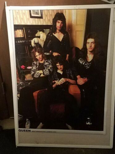 QUEEN NEW POSTER MID 2000