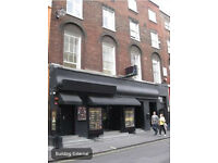 SOHO Office Space to Let, W1 - Flexible Terms   2 - 73 people