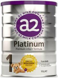 18 avail - a2 Stage 1 Platinum Premium Infant Formula