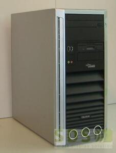 Fujitsu Siemens Celsius W360 C2DUO 2,40GHz 2GB RAM 160GB HDD (2x80GB) + Garantie