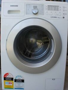 Samsung 7.5kg 1400r Eco Bubble front loader washing machine rrp$1299 Epping Ryde Area Preview