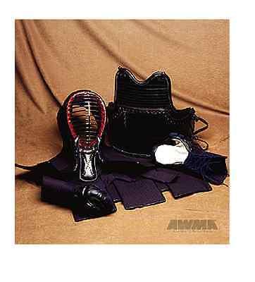 Japanese Bogu Kendo Armor Set Sparring Gear Equipment Uniform Men do Kote - (Kendo Gear)