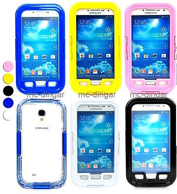 Durable Waterproof Shockproof Dirt Snow Proof Case Cover For SAMSUNG GALAXY S4 -