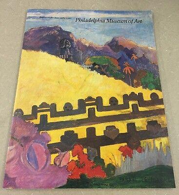 Philadelphia Museum Of Art Report Of The Year 1989-1990
