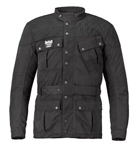 Barbour Triumph Quilted Motorcycle Jacket