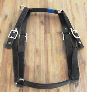 Large Dog Tracking Harness K9 Training Working - 4 Fasteners Currambine Joondalup Area Preview