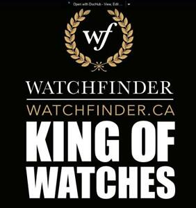 Wanted: WATCHFiNDER IS BUYING ROLEX, WE HAVE ACTUAL BRICK AND MORTAR STORE NOT FLY BY NIGHT.. CHECK OUR REVIEWS ON LINE