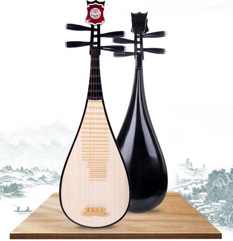 Luet Liuqin Chinese Soprano Pipa Lute Guitar Musical Instrument Xing hai #4120