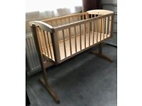 Mothercare Wooden crib