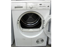 8kg load, SIEMENS WT46E388 Condenser Tumble Dryer For Sale--Very Good Condition