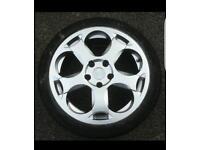 Volkswagen audi lamborghini alloy wheel