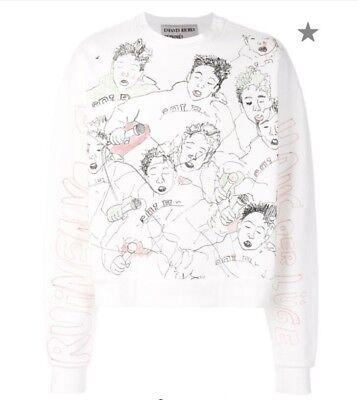 ENFANTS RICHES DÉPRIMÉS Men Print Sweatshirt - Size S