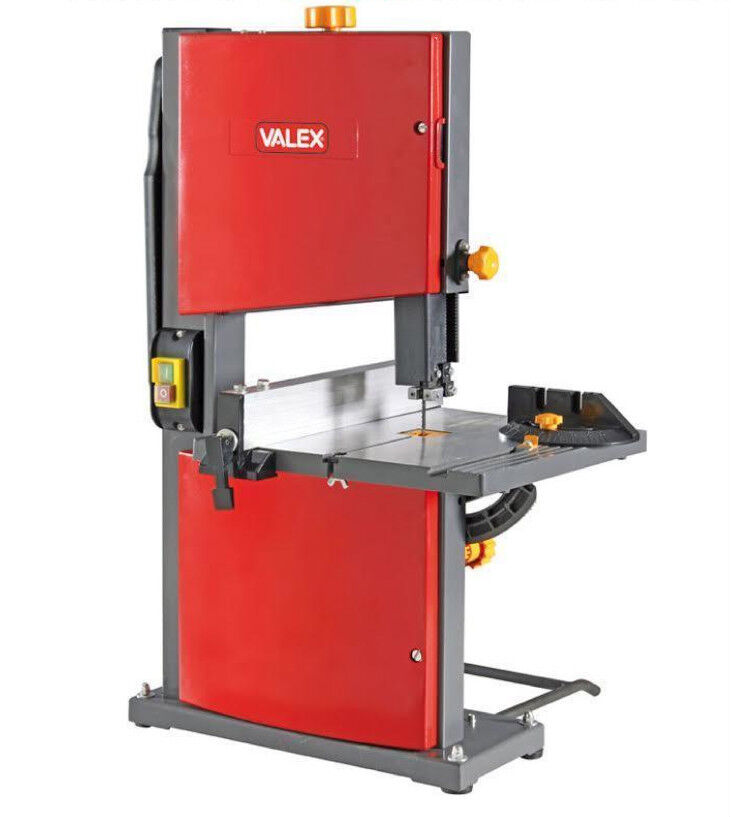 Sega a nastro per legno Valex SN 209B VALEX 1410138 Taglio legno 350 watt SN209B