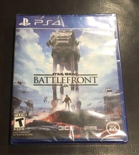 Star Wars™ Battlefront™ PlayStation 4 12345
