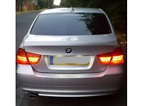 BMW 2009 320D FACELIFT FULL SERVICE HISTORY