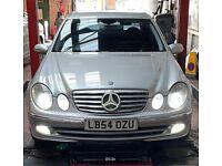 Mercedes Benz E Class E320 2005