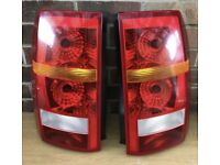 Discovery 3 rear lights
