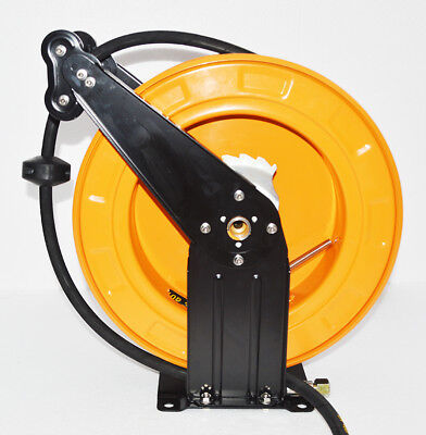 Techtongda Maximum-duty Air Hose Reel Series Automatic Spring Drive 0.5 40