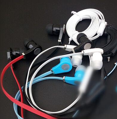 Wholesale In-Ear Earphone Earbuds Headset Headphone 3.5mm Plug For MP3/4 Ipod US