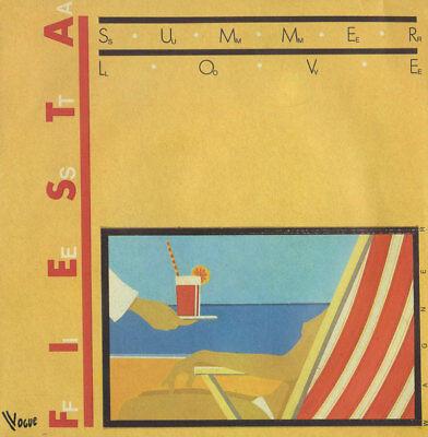 FIESTA - SUMMER LOVE / DUB DUB - 1983