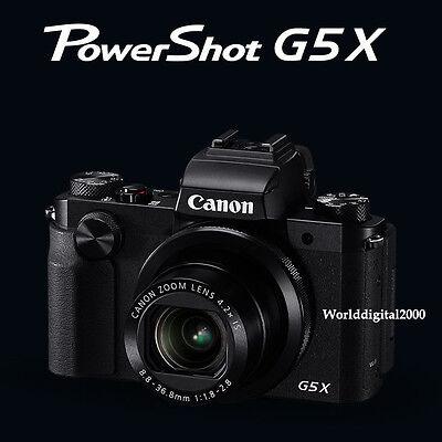 как выглядит Фотоаппарат CANON PowerShot G5X F1.8 24-100mm ZOOM Tilt LCD 30 Languages Selectable Wi-Fi фото