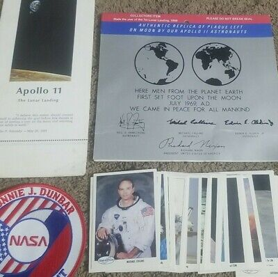 Nasa And Space Misc Lot