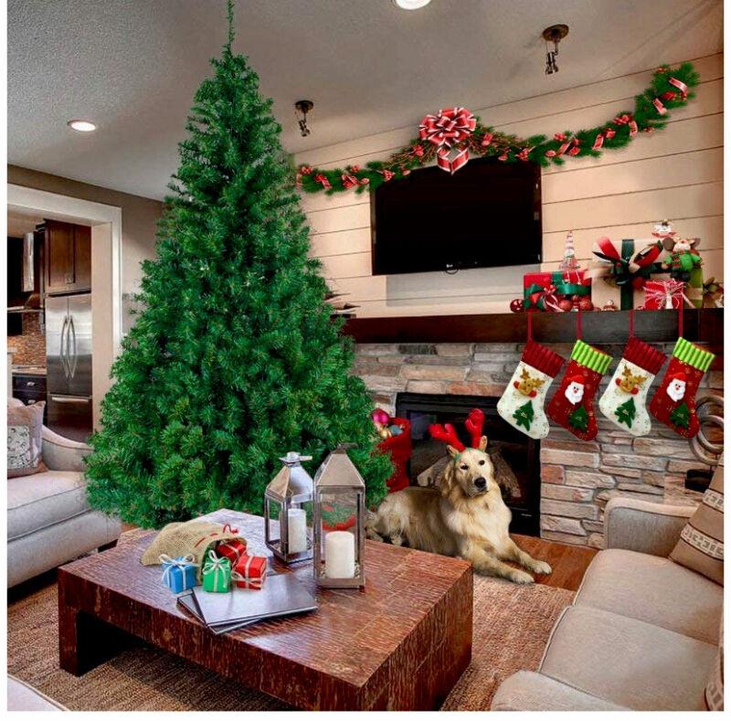 Arbol De Navidad 7 Pies  Christmas tree Artificial Rama Christmas