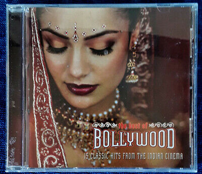 BEST OF BOLLYWOOD -15 CLASSIC HITS FROM THE INDIAN CINEMA - HIP-O / BMG -