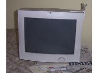 "17"" Colour CRT Computer Monitor"