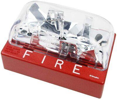 Simplex 4904-9136 Fire Alarm Strobe Signaling Device