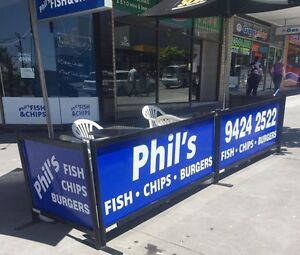 Fish & Chips - Easy to Run - MUST SELL URGENTLY Greensborough Banyule Area Preview