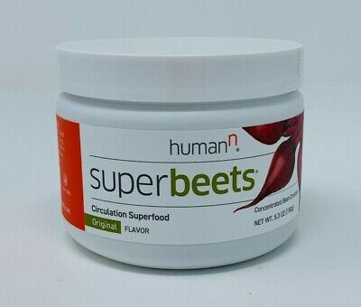 Humann SuperBeets - Original Super Beets Circulation Booster 30 Servings