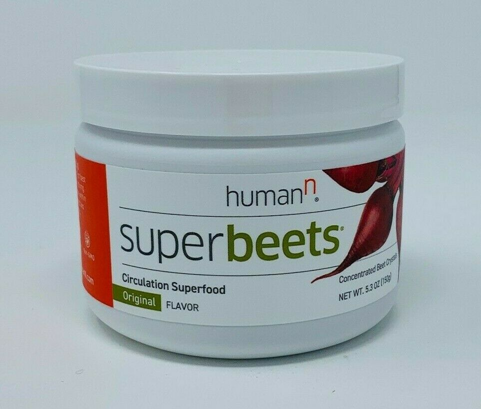 Humann SuperBeets - Original Super Beets Circulation Booster 30 Servings