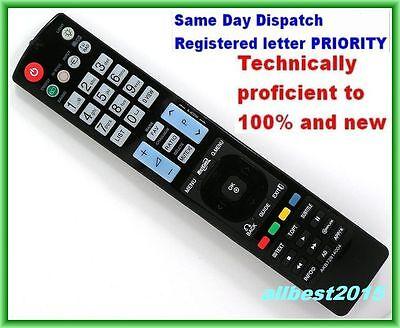 Remote control for LED LCD TV LG AKB72914004 AKB72914206 32LE5500 42LE8500  (Led-lcd-tv-lg)